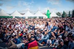 Zuschauermenge 2016