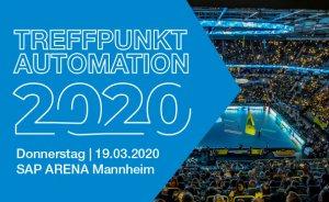 Treffpunkt Automation 2020